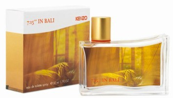 Kenzo 7:15 am in Bali аромат для мужчин и женщин