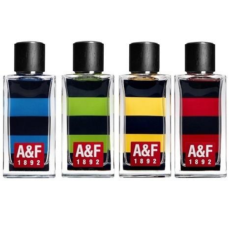 Abercrombie & Fitch A&F 1892 Red Stripes аромат для мужчин