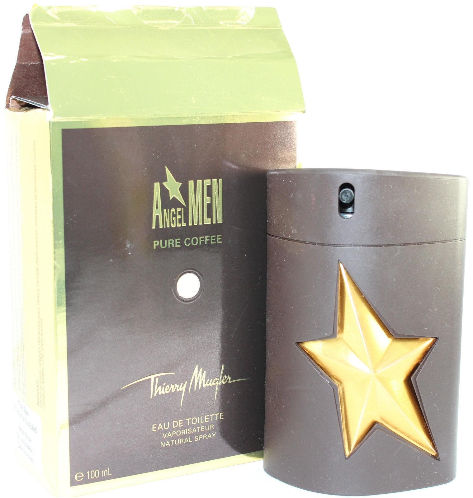 Mugler A*men Pure Coffee аромат для мужчин