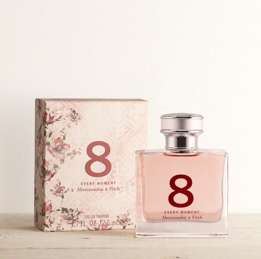 Abercrombie & Fitch 8 Every Moment аромат для женщин