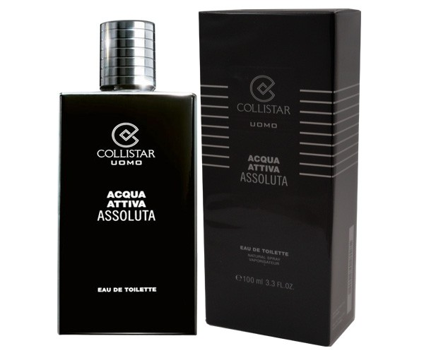 Collistar Acqua Attiva Assoluta аромат для мужчин