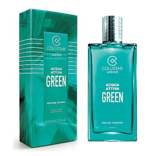 Collistar Acqua Attiva Green аромат для мужчин