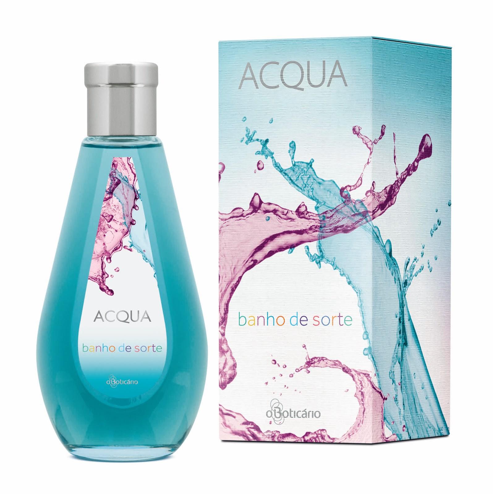 O Boticario Acqua Banho de Sorte аромат для женщин