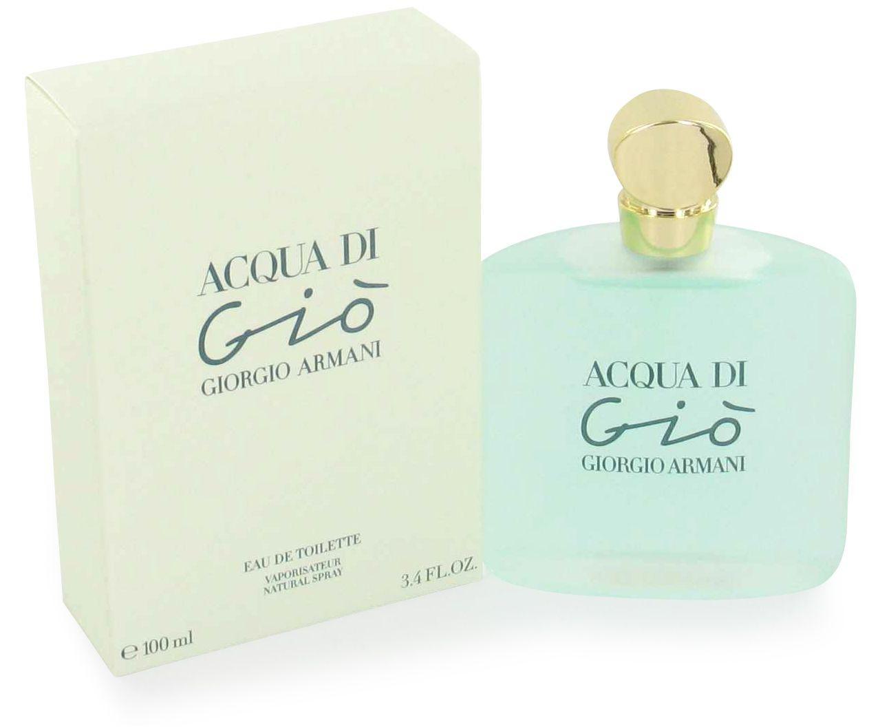 Armani Acqua di Gio аромат для женщин
