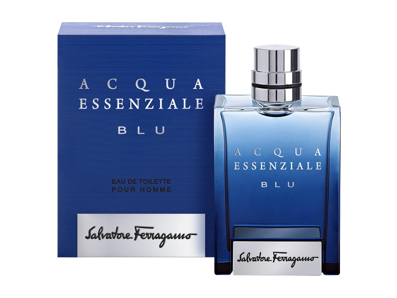 Salvatore Ferragamo Acqua Essenziale Blu аромат для мужчин