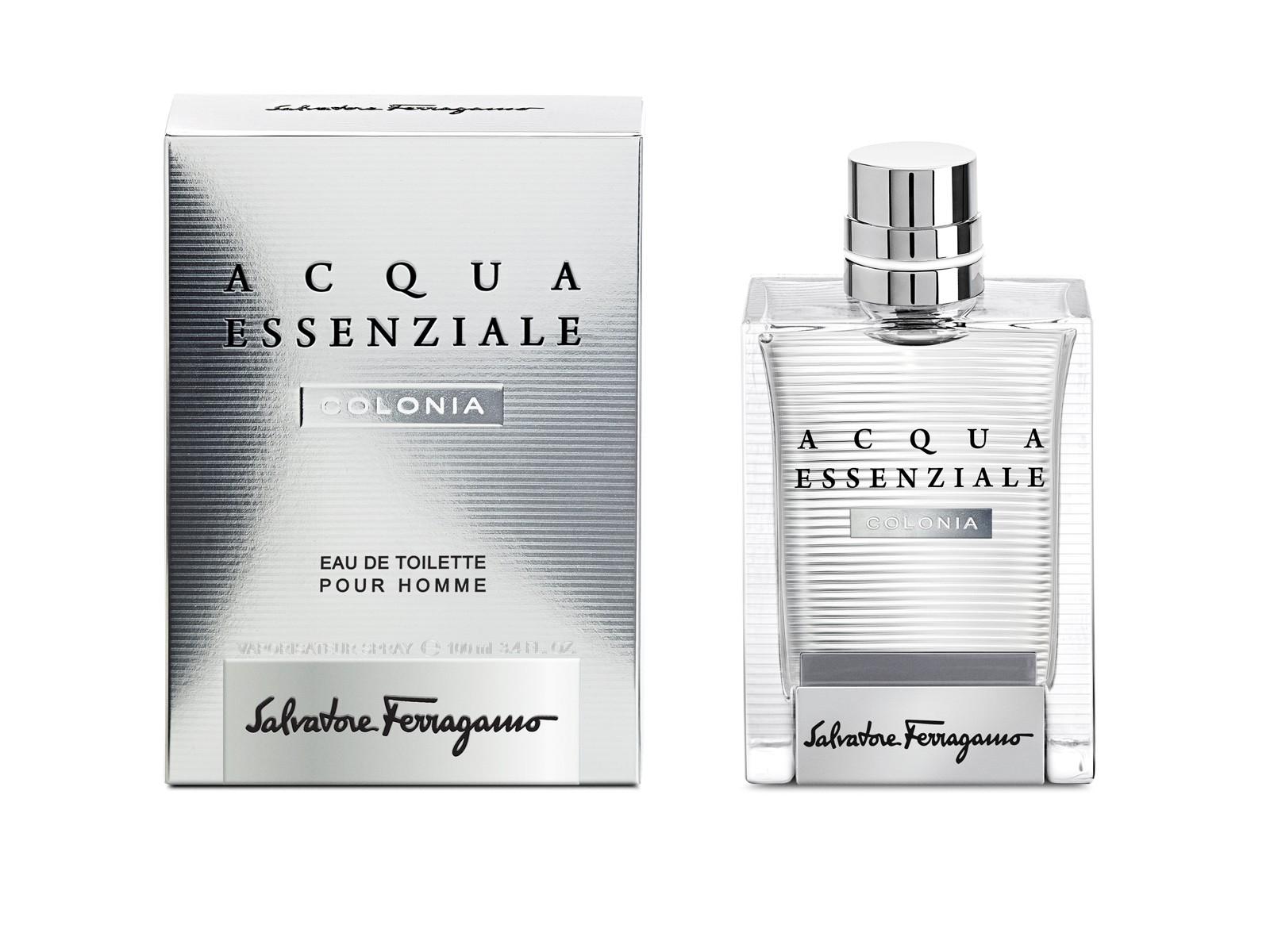 Salvatore Ferragamo Acqua Essenziale Colonia аромат для мужчин