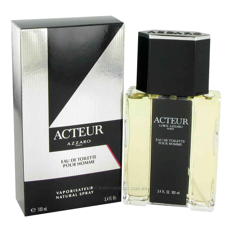 Azzaro Acteur аромат для мужчин