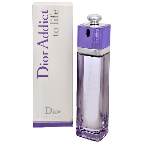 Dior Addict To Life аромат для женщин