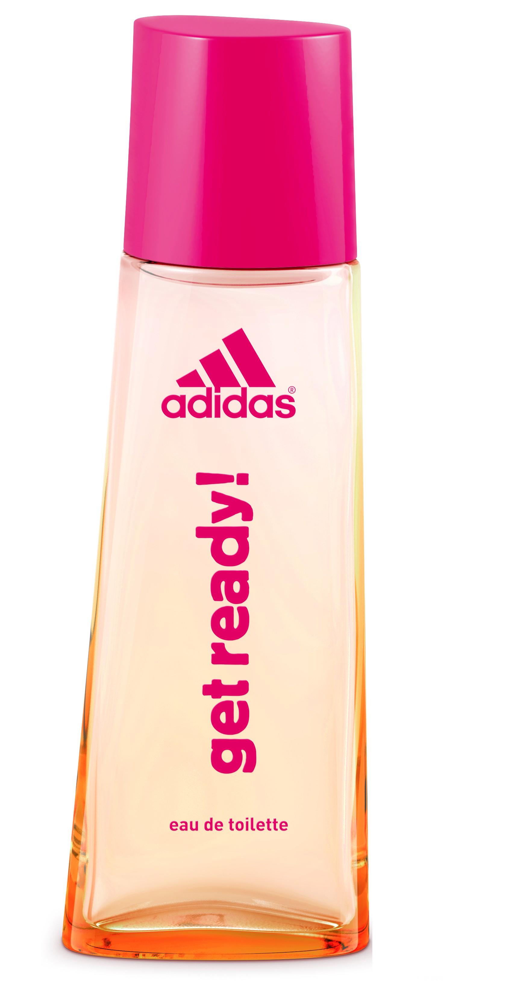 Adidas Get Ready For Her аромат для женщин
