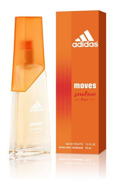 Adidas Moves Pulse Her аромат для женщин