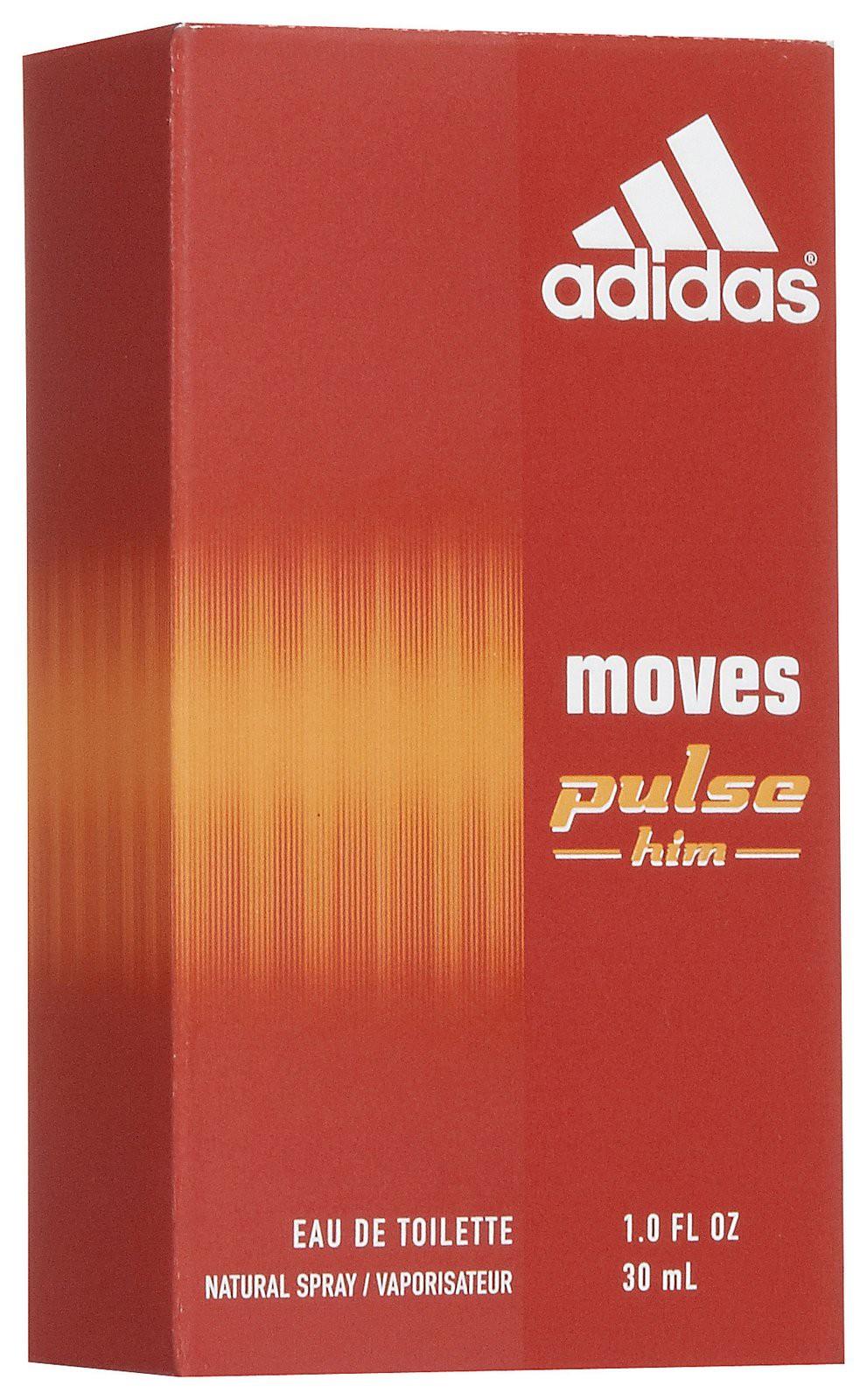 Adidas Moves Pulse Him аромат для мужчин