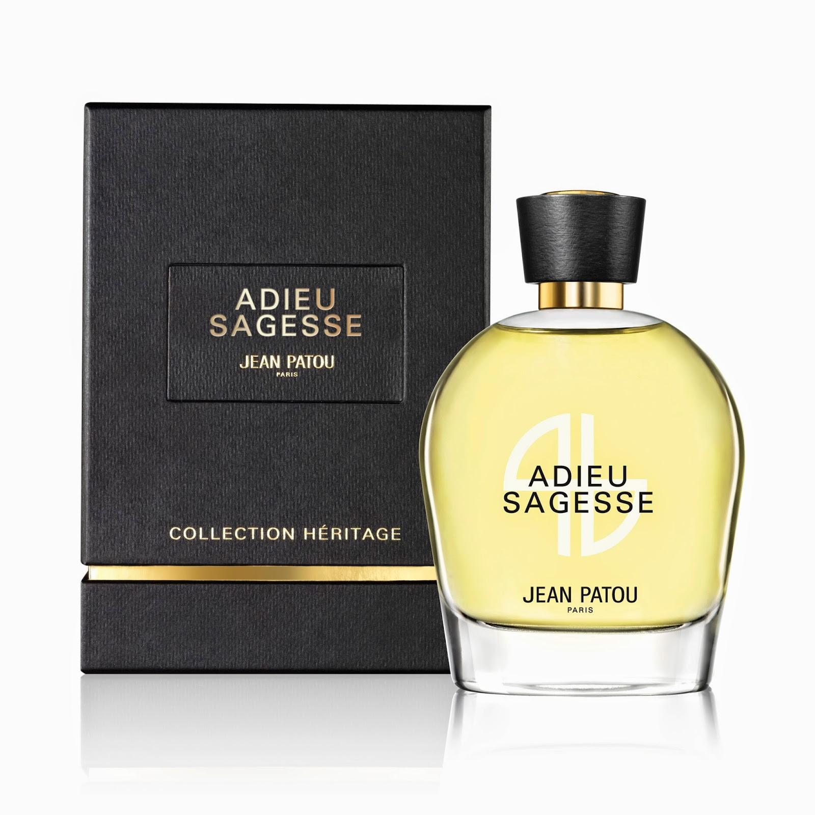Jean Patou Adieu Sagesse (2014) аромат для женщин