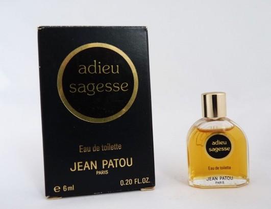 Jean Patou Adieu Sagesse аромат для женщин