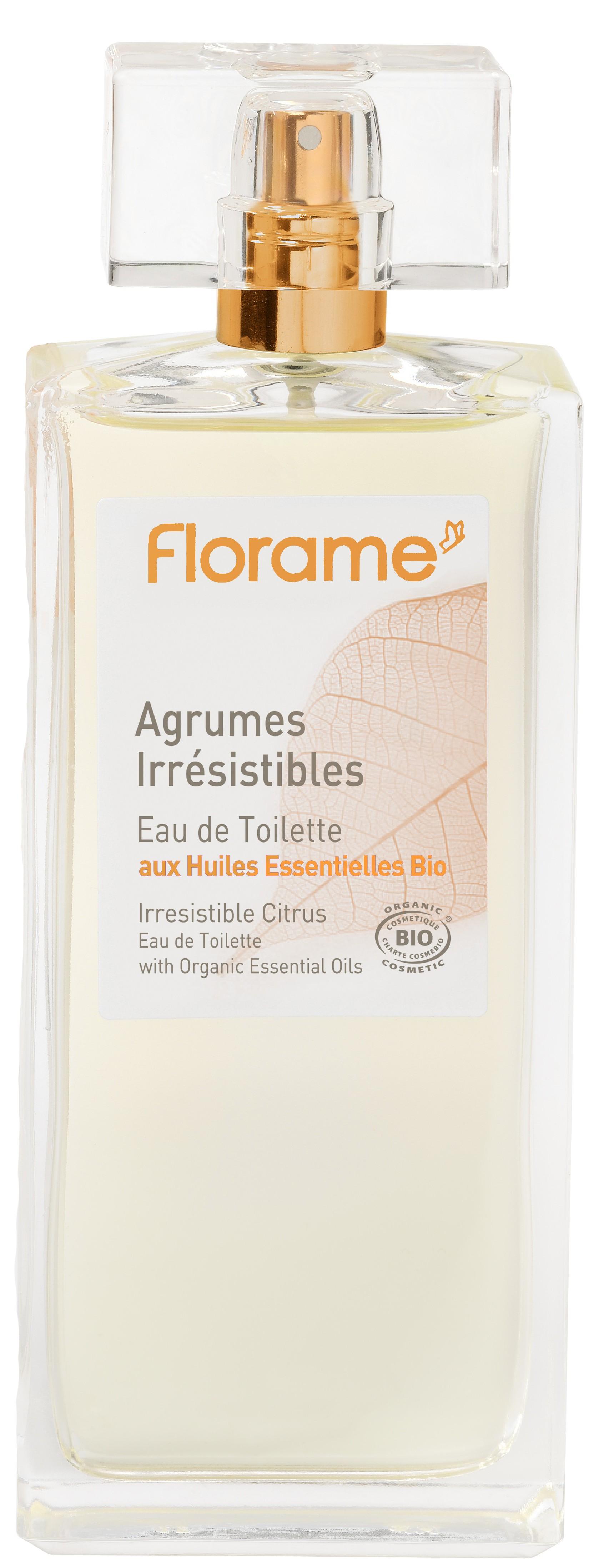 Florame Agrumes Irresistibles аромат для женщин
