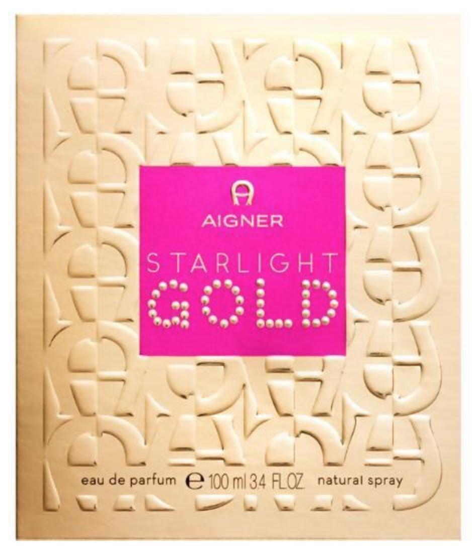 Aigner Starlight Gold аромат для женщин
