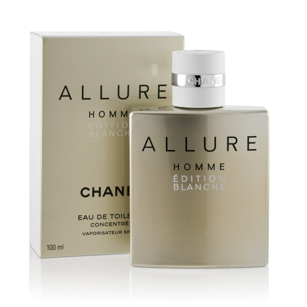 Chanel Allure Homme Édition Blanche аромат для мужчин