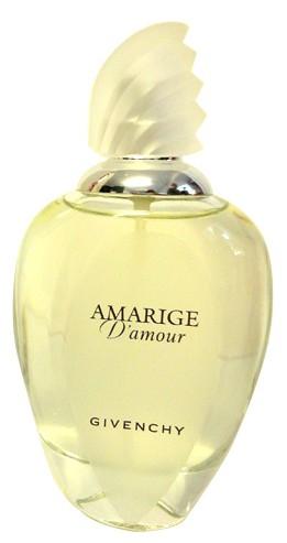 Givenchy Amarige D'Amour аромат для женщин