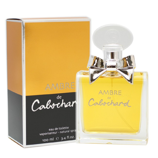 Gres Ambre de Cabochard аромат для женщин