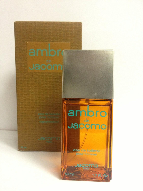 Ambro De Jacomo аромат для мужчин