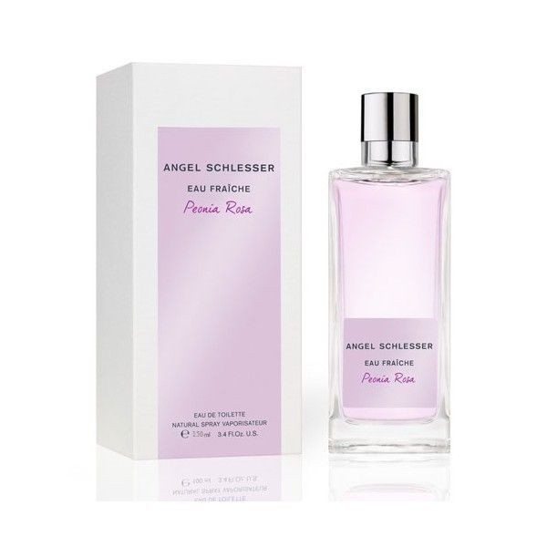 Angel Schlesser Eau Fraîche Peonía Rosa аромат для женщин