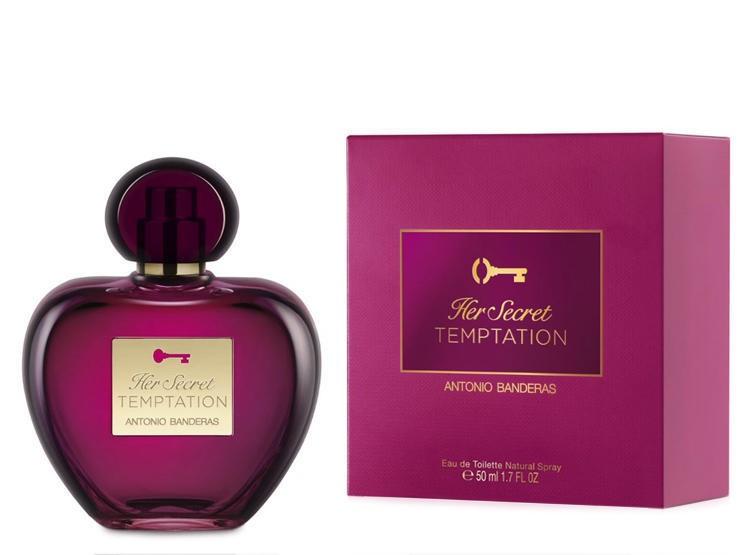Antonio Banderas Her Secret Temptation аромат для женщин