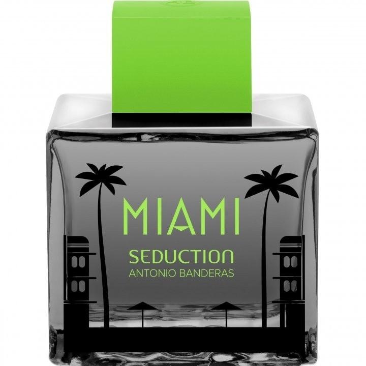 Antonio Banderas Miami Seduction In Black аромат для мужчин