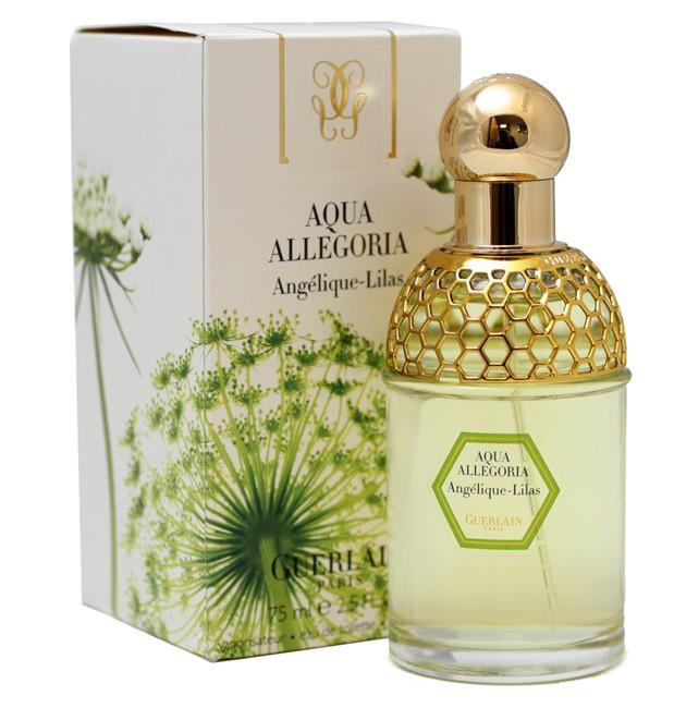 Guerlain Aqua Allegoria Angélique-Lilas аромат для женщин