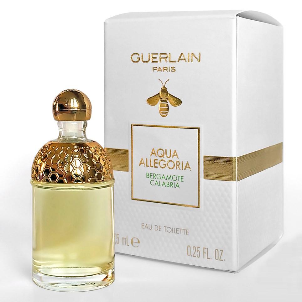 Guerlain Aqua Allegoria Bergamote Calabria аромат для мужчин и женщин