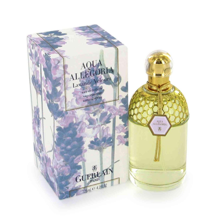 Guerlain Aqua Allegoria Lavande Velours аромат для мужчин и женщин