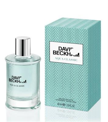 David Beckham Aqua Classic аромат для мужчин