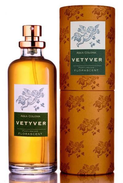 Florascent Aqua Colonia Vetyver аромат для мужчин