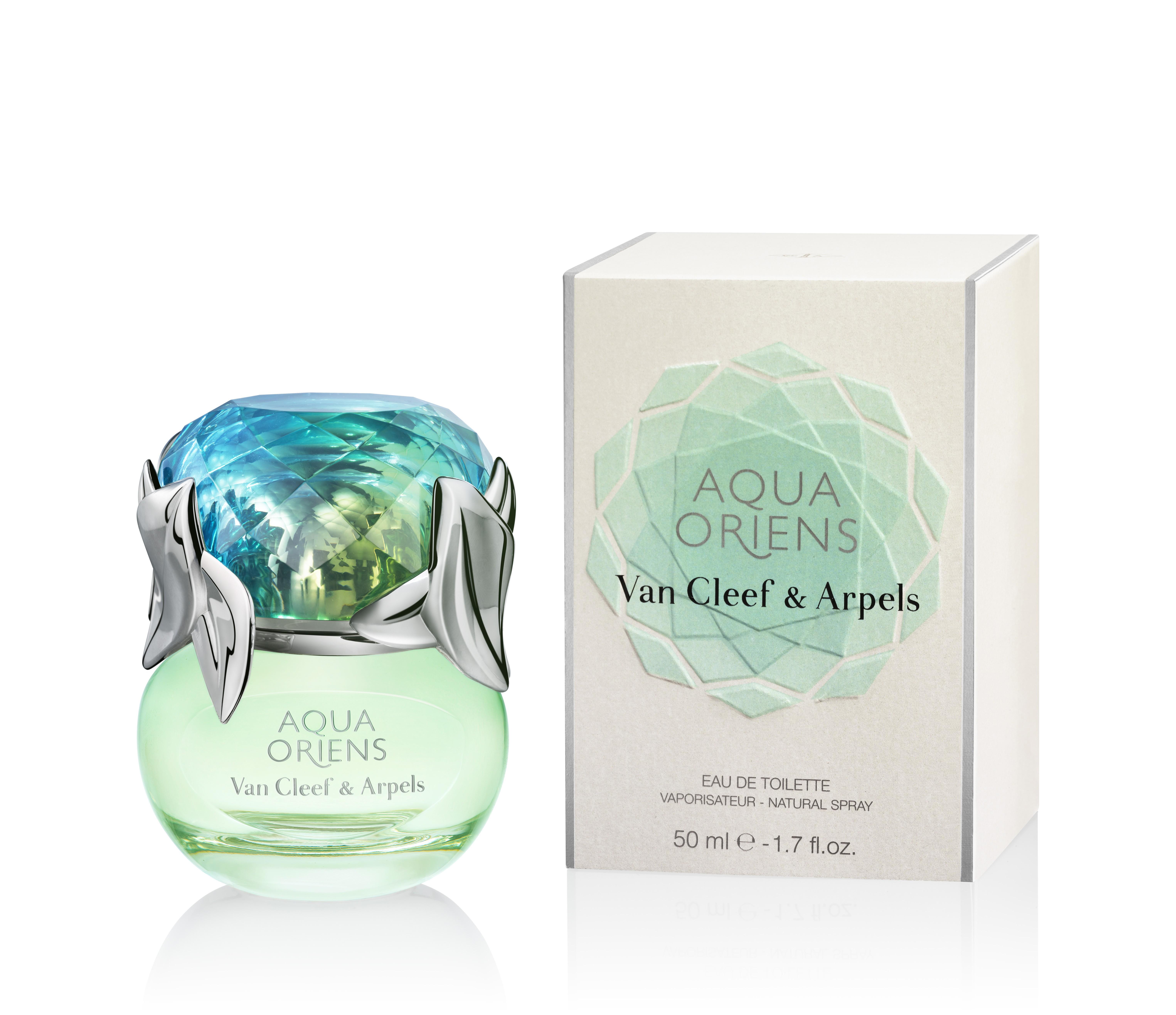 Van Cleef & Arpels Aqua Oriens аромат для женщин