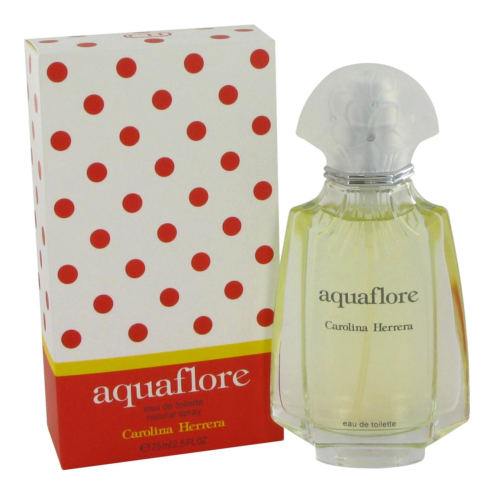 Carolina Herrera Aquaflore аромат для женщин