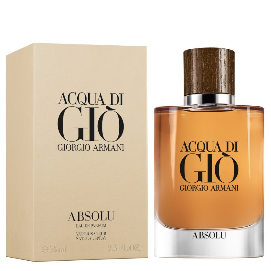 Armani Acqua Di Gio Absolu аромат для мужчин