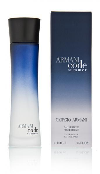 Armani Code Summer for Men аромат для мужчин