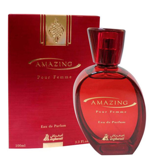 Asgharali Amazing аромат для женщин