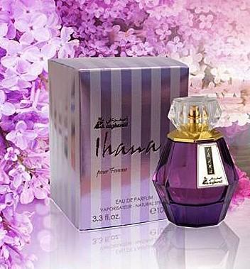 Asgharali Ihana аромат для женщин