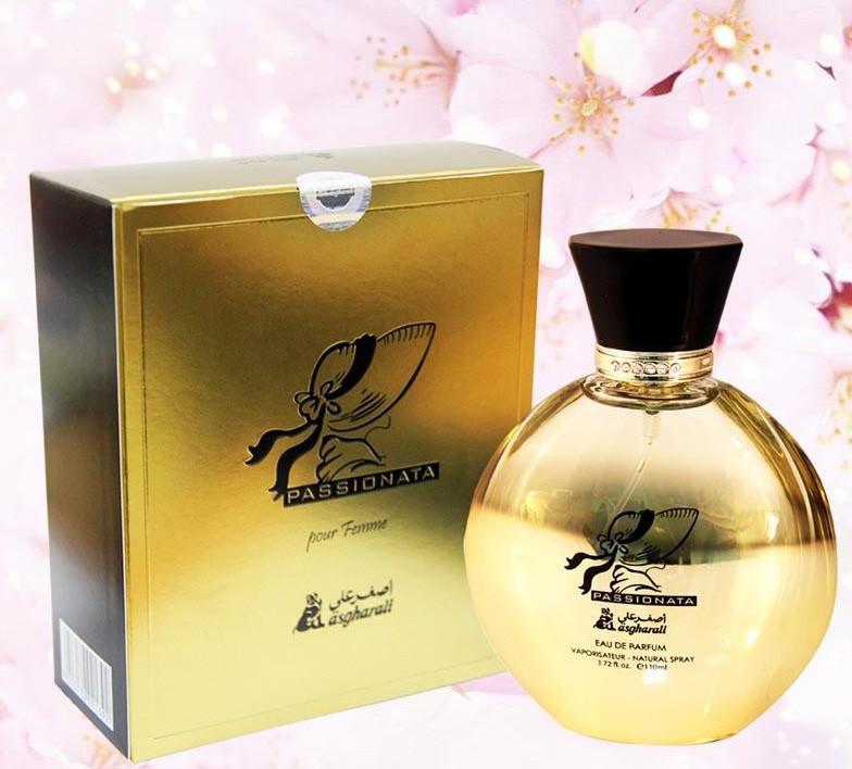 Asgharali Passionate аромат для женщин