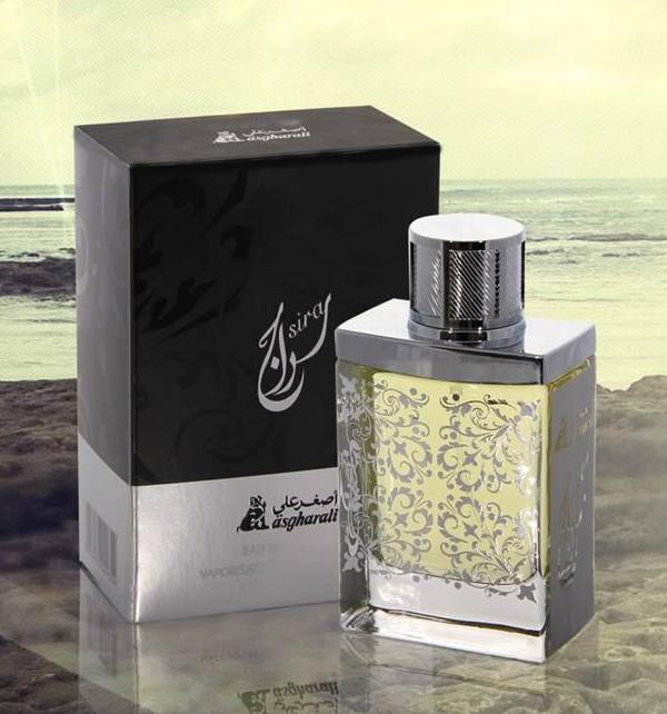 Asgharali Siraj аромат для мужчин