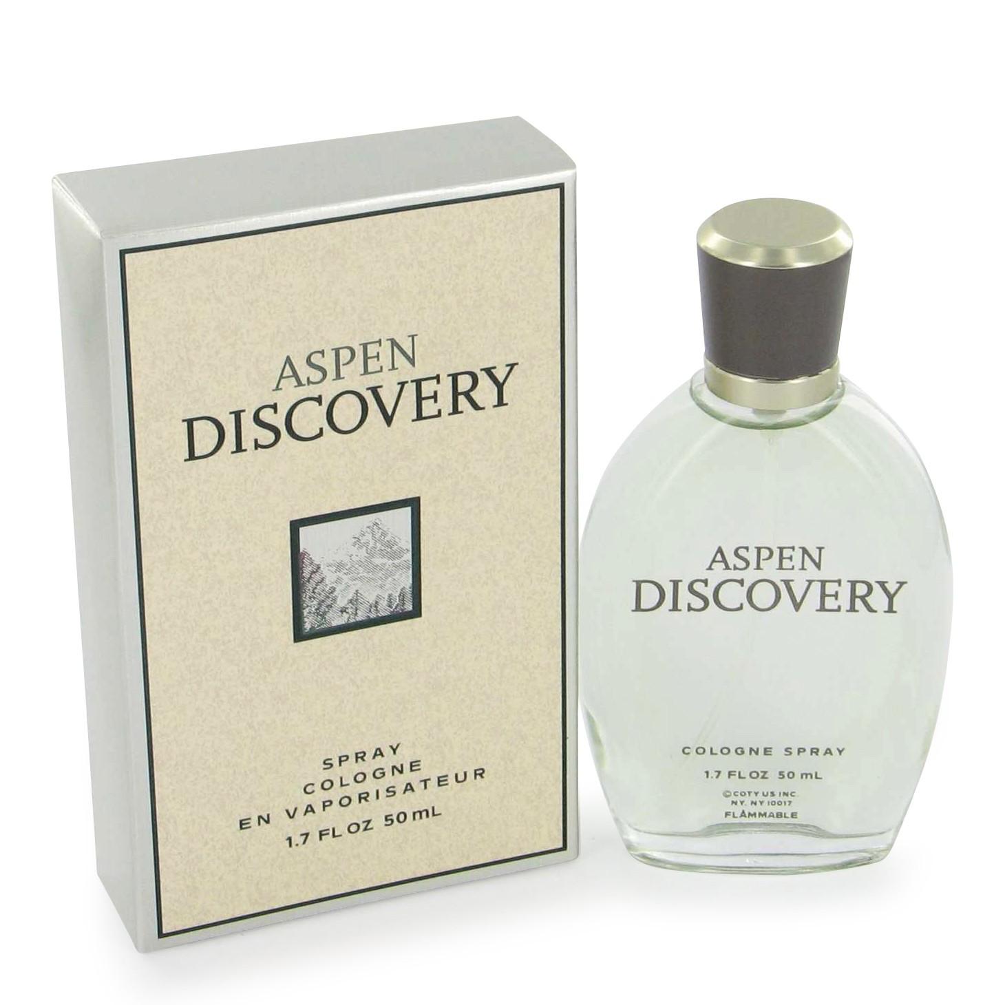 Coty Aspen Discovery аромат для мужчин