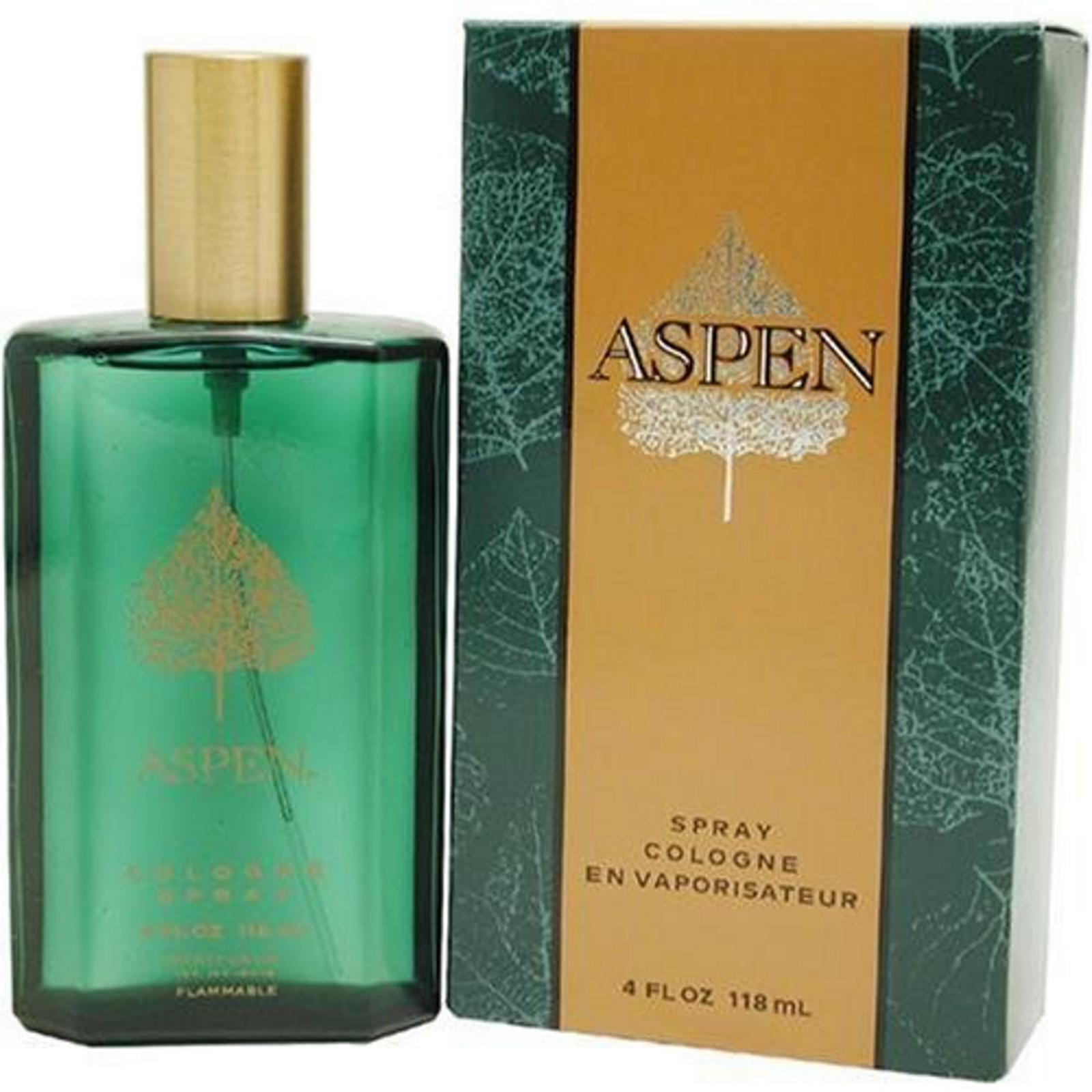 Coty Aspen for Men аромат для мужчин