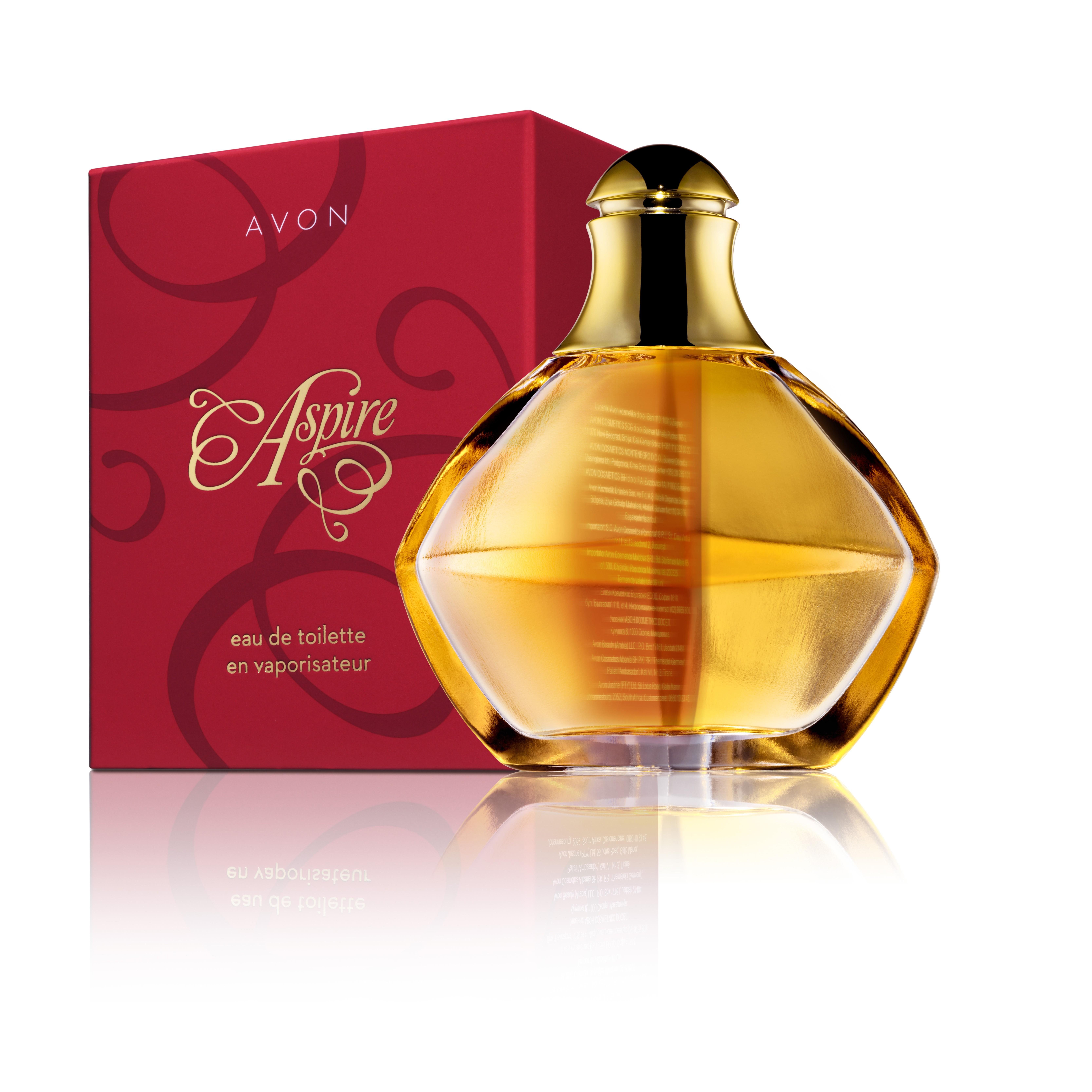 Avon Aspire аромат для женщин