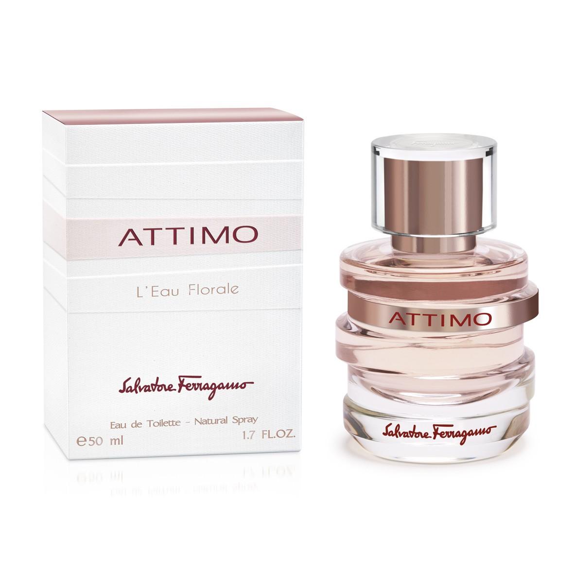Salvatore Ferragamo Attimo L`Eau Florale аромат для женщин