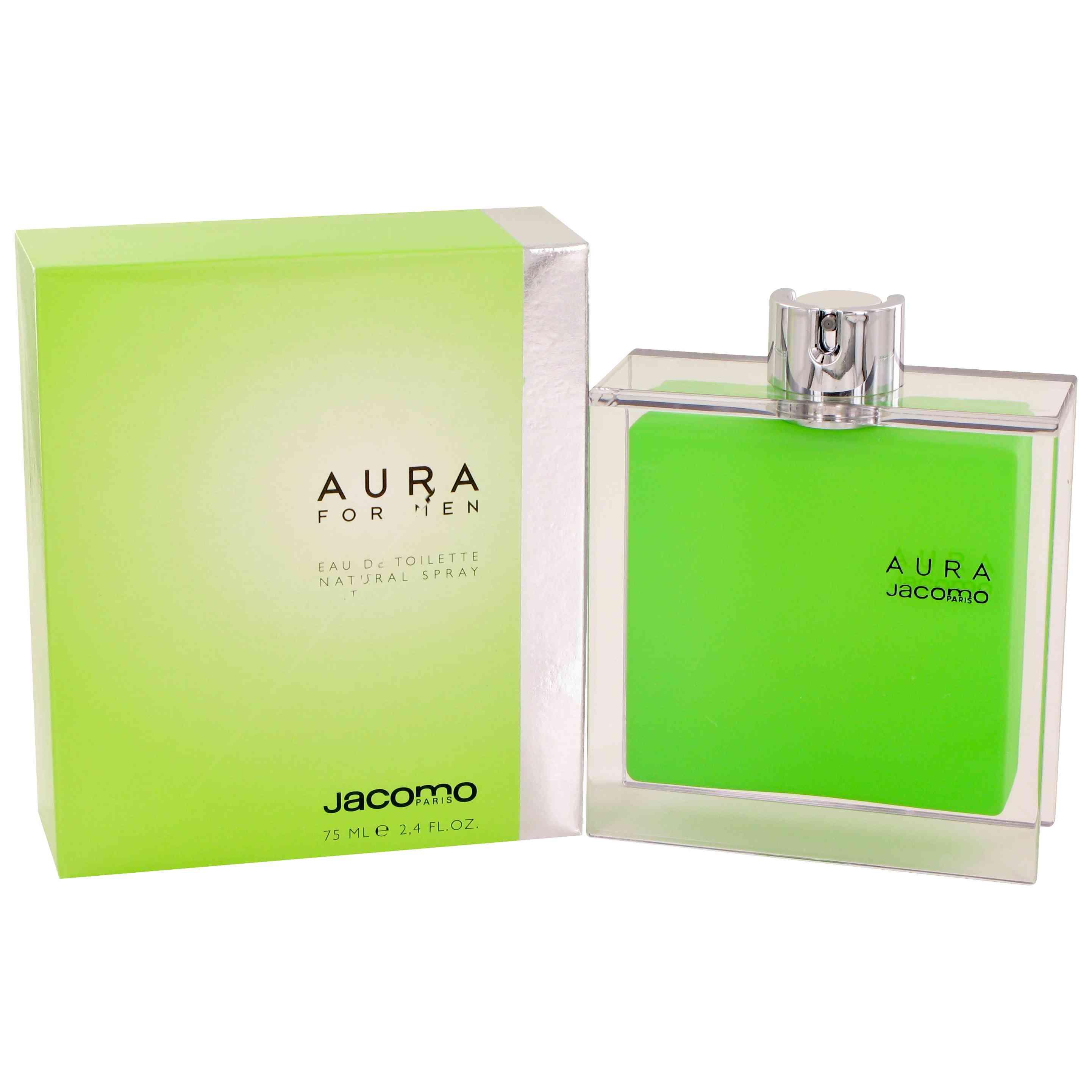 Jacomo Aura for Men аромат для мужчин