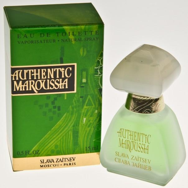 Slava Zaitsev Authentic Maroussia аромат для женщин