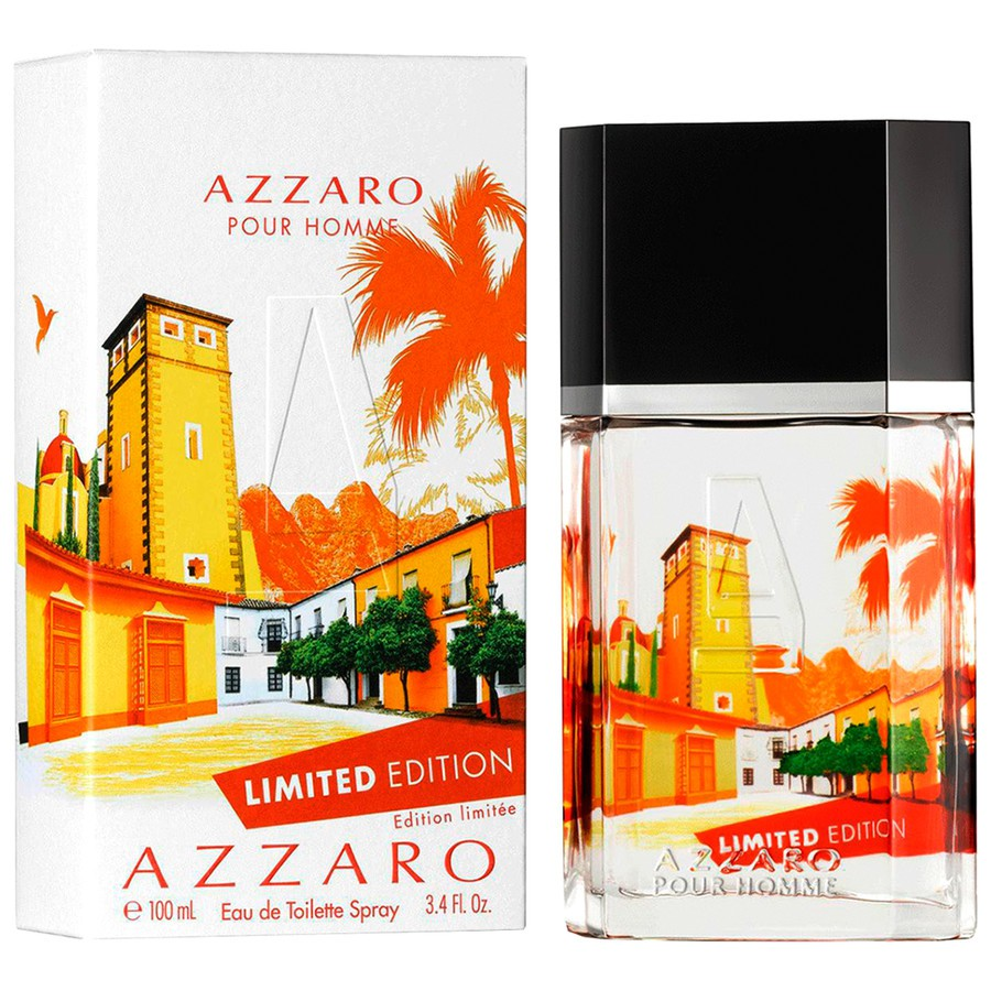 Azzaro Pour Homme Limited Edition 2014 аромат для мужчин