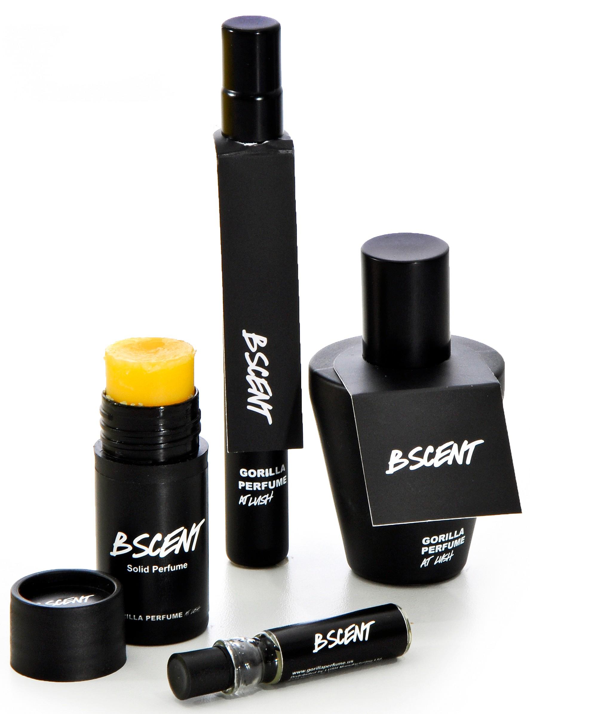 Lush B Scent аромат для мужчин и женщин