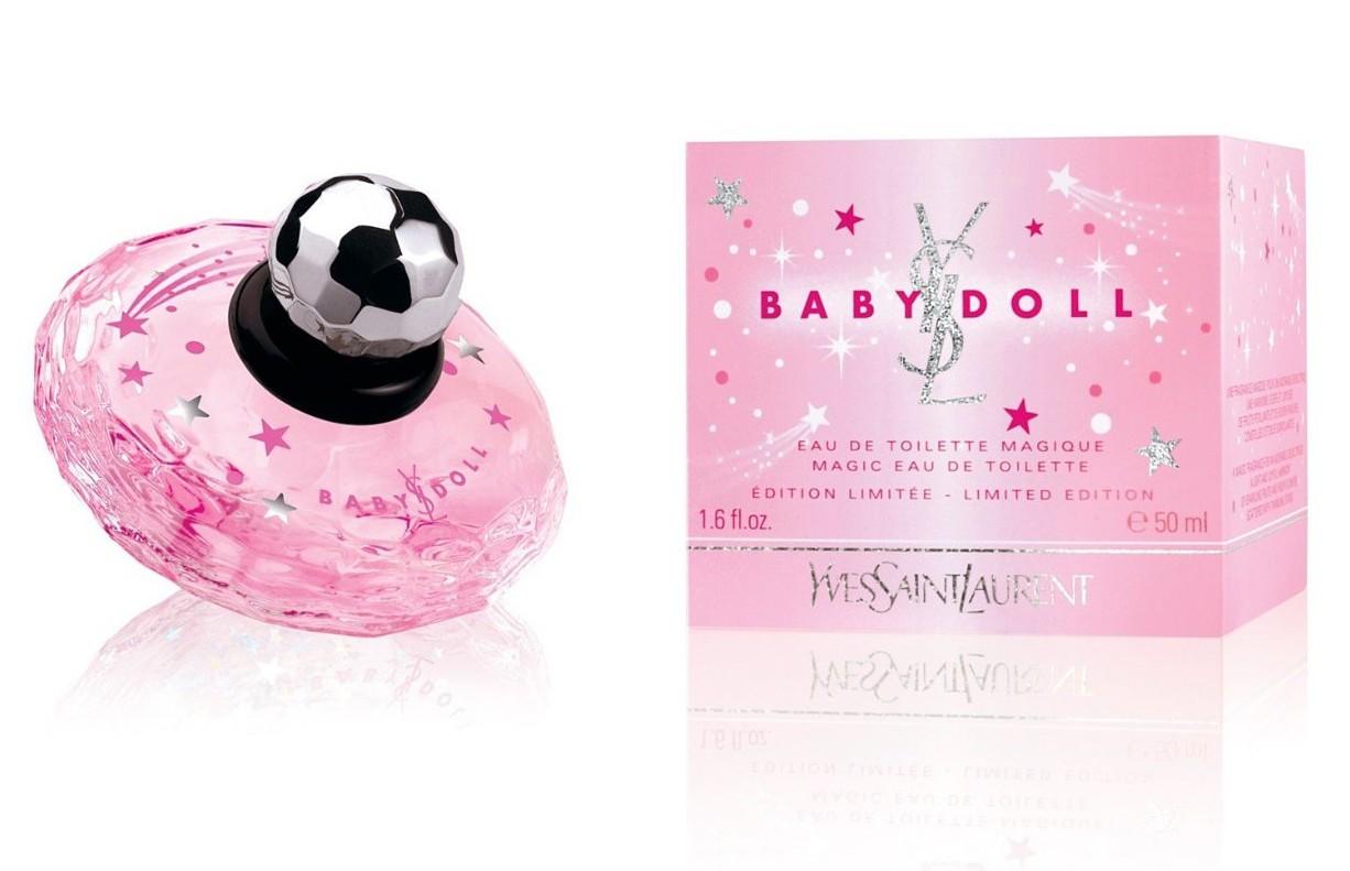 Yves Saint Laurent Baby Doll Magic аромат для женщин