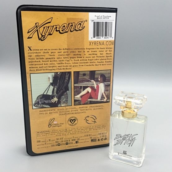 Xyrena Basic Bitch аромат для мужчин и женщин