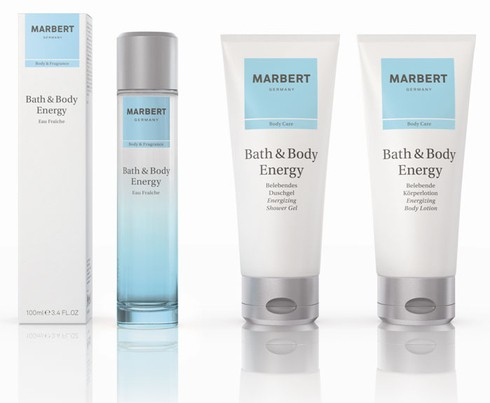Marbert Bath & Body Energy аромат для женщин